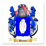 Blumer Square Car Magnet 3