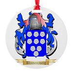 Blumenzweig Round Ornament