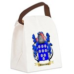 Blumenzweig Canvas Lunch Bag