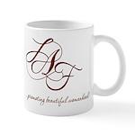 LAF Logo Mug