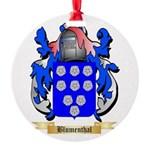 Blumenthal Round Ornament