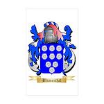 Blumenthal Sticker (Rectangle 10 pk)