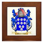 Blumenthal Framed Tile