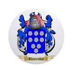 Blumenthal Ornament (Round)