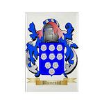 Blumental Rectangle Magnet (100 pack)