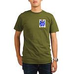 Blumensztajn Organic Men's T-Shirt (dark)
