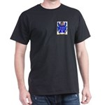 Blumenkopf Dark T-Shirt