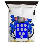 Blumenfield Queen Duvet
