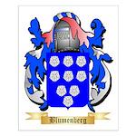 Blumenberg Small Poster