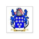 Blumberger Square Sticker 3