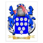 Bluhmke Small Poster