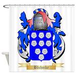 Bluhmke Shower Curtain
