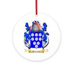 Bluhmke Ornament (Round)