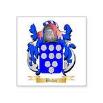 Bluhm Square Sticker 3