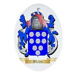 Bluhm Ornament (Oval)