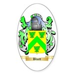 Bluett Sticker (Oval)