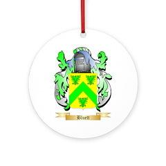 Bluett Ornament (Round)