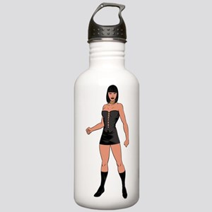Sexy Pin Up Girl Water Bottle