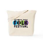 Logo Large Canvas Tote Bag