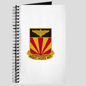 1st BN 56th Air Defense Journal