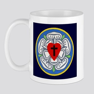 Luther Seal Mug (navy)