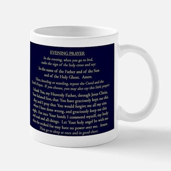 Luther's Evening Prayer Mug