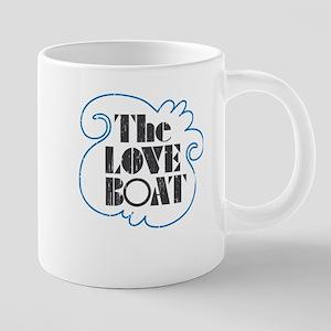 The Love Boat VINTAGE Mugs