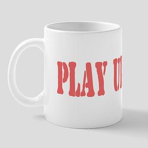 PLAY ULTIMATE Mug