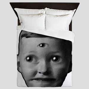 What Did You Expect? Queen Duvet