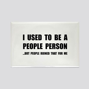 People Person Rectangle Magnet (10 pack)