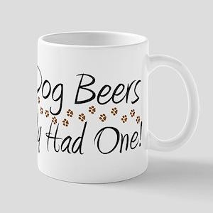 In Dog Beers Mug