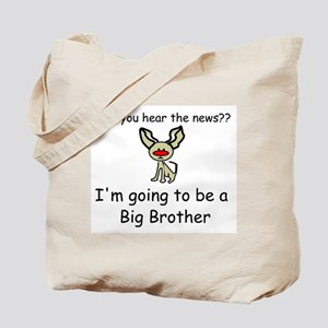 Did you hear the news-going t Tote Bag