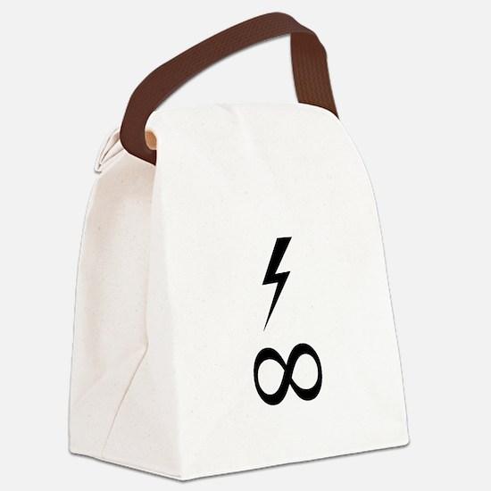 Potter Forever Canvas Lunch Bag