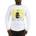 Funeral for a Cartoonist Long Sleeve T-Shirt