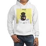 Funeral for a Cartoonist Hooded Sweatshirt