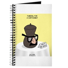 Funeral for a Cartoonist Journal