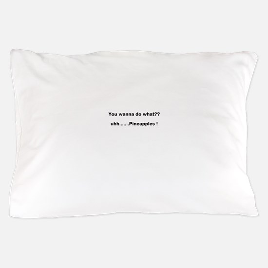 pineapples Pillow Case