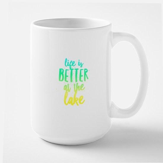 At the Lake Mugs