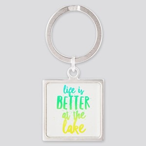 At the Lake Keychains