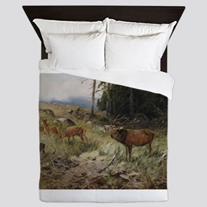 Let Your Presence be Known Queen Duvet