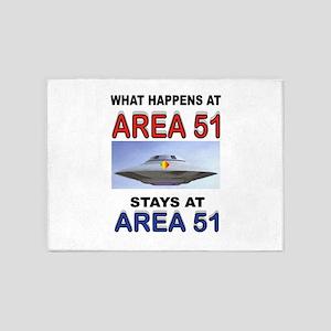AREA 51 5'x7'Area Rug