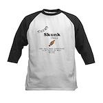 Skunk Candy Baseball Jersey