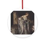 Rackham's True Sweetheart Ornament (Round)