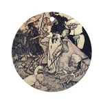 Rackham's Once Upon a Time Ornament (Round)