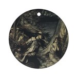 Rackham's Fairy Wife Ornament (Round)