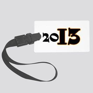 2013 Luggage Tag