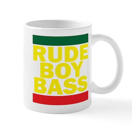 Rude Boy Bass Mug
