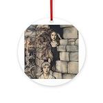 Rackham's Maid Maleen Ornament (Round)