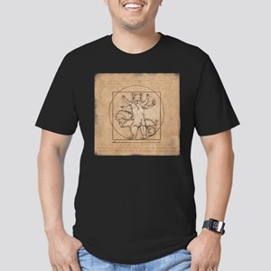 Vitruvian Squirrel T-Shirt