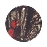 Rackham's Red Riding Hood Ornament (Round)